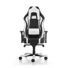 DXRacer Work W06-NW gamestoel zwart/wit