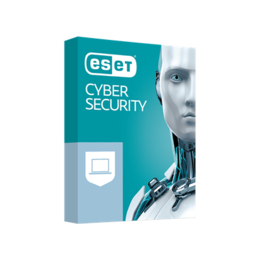 ESET Cyber Security MAC verlenging 1 gebruiker 1 jaar