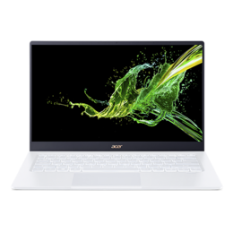 """Acer SF514-54-56XE wit 14""""/i5-1035G1/8GB/512SSD/UHD/W10"""