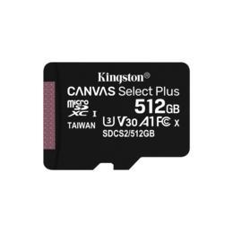Kingston Canvas Select Plus 512GB microSDXC SDCS2/512GB
