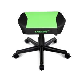 AKRacing voetensteun zwart/groen