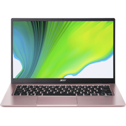 "Acer SF114-33-P66Z pink 14""/N5030/4GB/128SSD/UHD/W10"