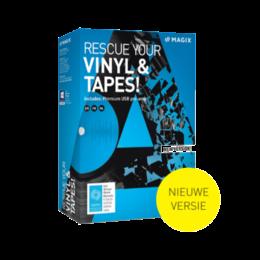 Magix Rescue Your Vinyl & Tapes (Opvolger Red uw LP's)
