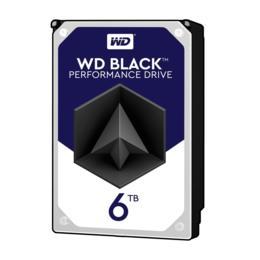 WD Black 6TB Performance harde schijf WD6003FZBX