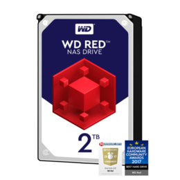 Refurbished WD Red 2TB harde schijf WD20EFRX