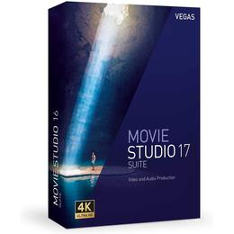 VEGAS Movie Studio 17 Suite