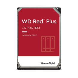 WD Red Plus 8TB NAS harde schijf WD80EFAX