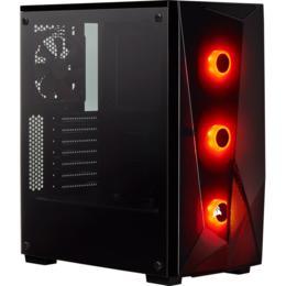 Corsair Carbide SPEC-DELTA RGB tempered glass zwart