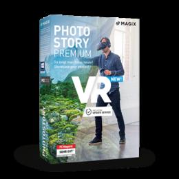 Magix Photostory Premium VR 2019