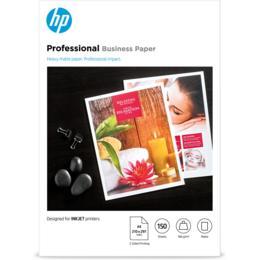 HP Professional inkjetpapier A4 180g mat 150 vel