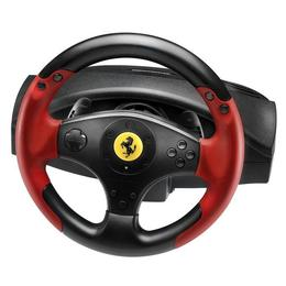 Thrustmaster Ferrari Red Legend Edit. Stuur + Pedalen PS3/PC