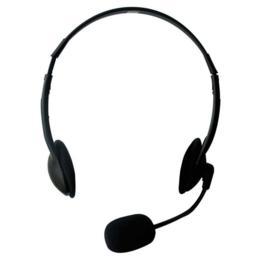 Ewent EW3563 Stereo koptelefoon met microfoon