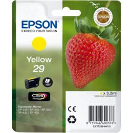 Epson 29 Claria Home geel inktcartridge