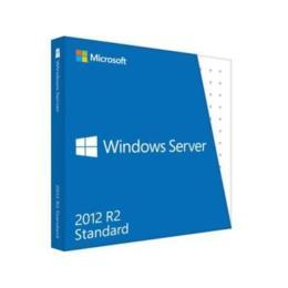 MS Windows Server 2012 R2 Standard ROK E/F/I/G/S