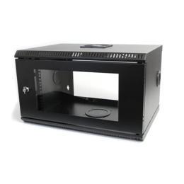 """StarTech 6U 19"""" Serverrack Wandmontage met deur"""