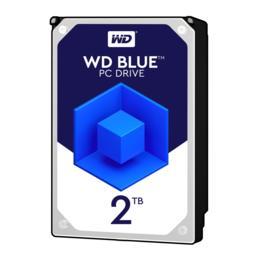 WD Blue 2TB harde schijf  WD20EZRZ