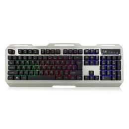 Ewent Play PL3310 illuminated gaming toetsenbord US-layout