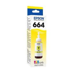 Epson T6644 Ecotank geel inkcartridge