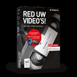 Magix Red Uw Video's! 2018
