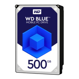 "WD Blue Mobile PC 500GB 7mm 2,5"" WD5000LPCX"