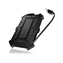 "Icy Box IB-276U3 externe 2,5"" USB3.0 behuizing waterproof"