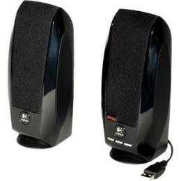 Logitech S150 USB speakers 2.0 zwart